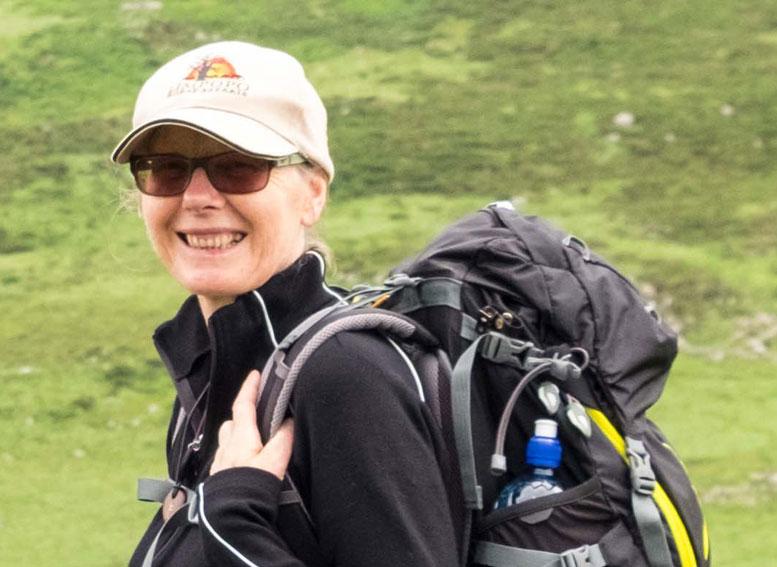 Shirley Teskey - Wild Atlantic Walking Tours Guide