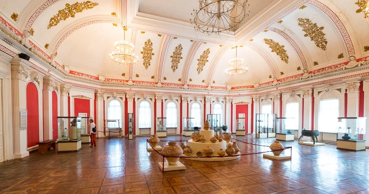 Chisinau National History museum, Moldova