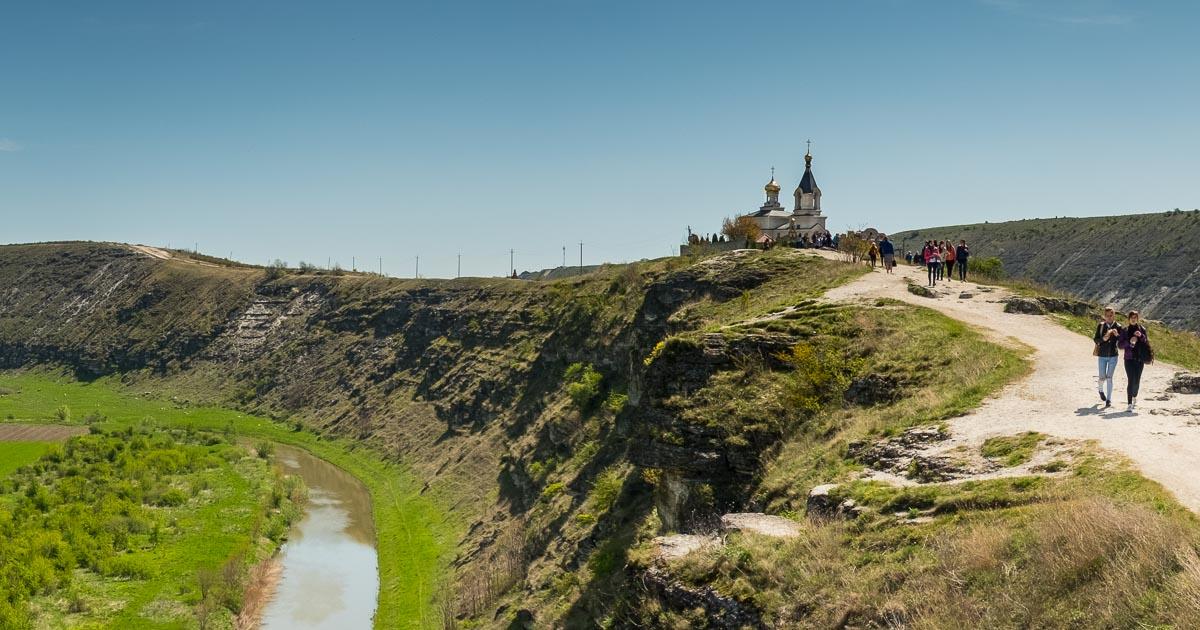 Orheiul Vechi Monastery, Moldova