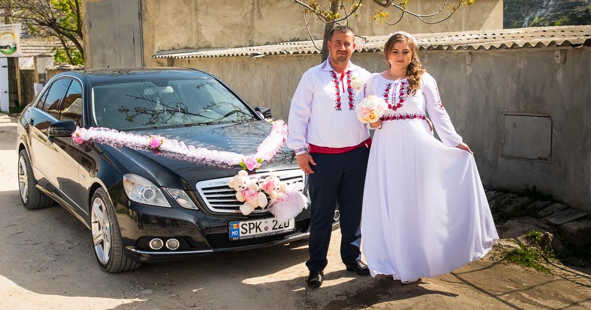 Orheiul Vechi wedding, Moldova